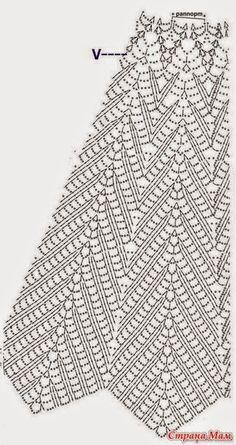 Fabulous Crochet a Little Black Crochet Dress Ideas. Georgeous Crochet a Little Black Crochet Dress Ideas. Crochet Flower Hat, Crochet Baby Dress Pattern, Chevron Crochet, Black Crochet Dress, Crochet Skirts, Baby Girl Crochet, Crochet Diagram, Crochet Clothes, Crochet Patterns