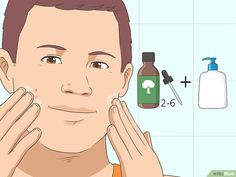 How to Use Tea Tree Oil for Acne. Tea tree oil can be used as a natural solution for getting rid of pimples. Young Living Oils, Young Living Essential Oils, Essential Oil Blends, Tea Tree Oil Uses, Tea Tree Oil For Acne, Acne Treatment At Home, Spot Treatment, Huile Tea Tree, Oils For Dandruff
