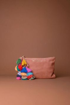 The Wolf Gang - The Terracotta Bedouin Clutch