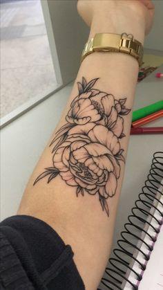 Tatto no braço