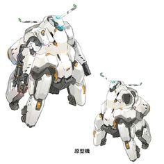 Unknown Mecha -Pump- possible orbital seat Cyberpunk, Character Concept, Character Art, Mecha Suit, Robot Concept Art, Mechanical Design, Sci Fi Characters, Character Design References, Sci Fi Art