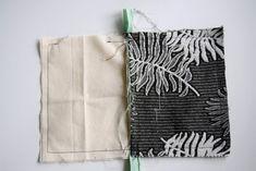 Sy lynlås i en taske eller pung, Guide til isyning af lynlås og foer Reusable Tote Bags, Quilts, Detail, Pattern, Diy, Originals, Projects, Gingham Quilt, Bricolage