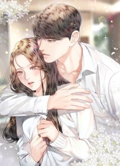 Collection of Images - 020 - Wattpad Love Cartoon Couple, Cute Couple Art, Manga Couple, Anime Love Couple, Anime Korea, Korean Anime, Anime Love Story, Manga Love, Anime Couples Drawings