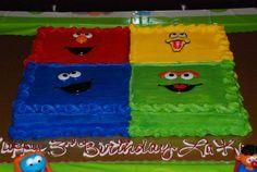 Sesame Street, Elmo Birthday Party Ideas   Photo 13 of 36   Catch My Party