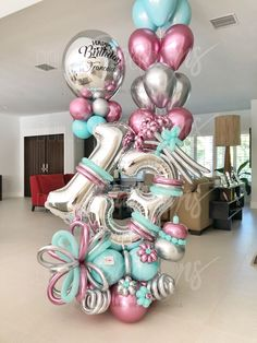 Frozen Balloons, Large Balloons, Number Balloons, Balloon Columns, Balloon Garland, Balloon Arch, Balloon Gift, Birthday Balloon Decorations, Birthday Balloons