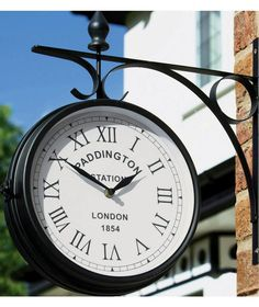 Buy Paddington Outdoor Station Clock At Argos.co.uk   Your Online Shop For