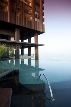 Hilton Pattaya, Thailand #Homedecor #Outdoor #Urbaneast