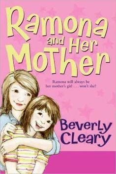 Ramona and Her Mother (Ramona, #5)