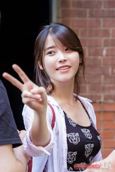 "IU (ì•""ì´ìœ , Korean actress, singer) Korean Girl Photo, Cute Korean Girl, Korean Girl Groups, Asian Girl, Korean Beauty, Asian Beauty, Singer Fashion, Cute Girl Face, Cute Beauty"