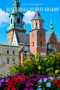 Visiting Krakow Poland, wondering what to do and see? Check out our ultimate guide on top things to do and see in Krakow, Poland.