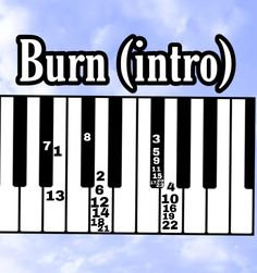 Burn piano Hamilton The intro to burn from Hamilton Enjoy - Burn piano Hamilton The intro to burn from Hamilton Enjoy Additionally, the 1968 gas portray through Gerhard Richter has got fixed a brand new report to get the top market Piano Musical, Piano Music Easy, Piano Sheet Music, Hamilton Musical, Hamilton Sheet Music, Music Mood, Mood Songs, Partition Piano, Music Chords