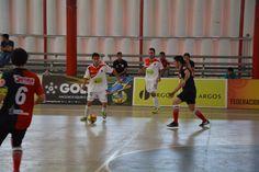 Cúcuta Niza y Rionegro Futsal igualaron 2-2 en la quinta fecha. Partidos que se disputó en el coliseo Francisco de Paula Santander de Cúcuta.