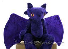 Custom Elfin Dragonet by LittleFoxCreationsWA on Etsy