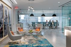 AvalonBay Communities – Margulies Perruzzi Architects : Boston MA Architecture and Interior Design Law Office Decor, Office Workspace, Office Walls, City Office, Office Spaces, Office Fit Out, Stylish Office, Open Office, Commercial Design