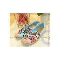 Espadryle z najnowszej kolekcji GLAMOUR odznaczają się jedynym w swoim rodzaju princie oraz w wzorze. Zapraszamy do zapoznania się  z naszą ofertą na glamour24.pl