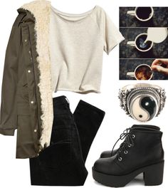"""I wanna make you happy"" by sofie-way ❤ liked on Polyvore"