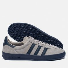 new style a86ba 57a1f adidas Originals Mallison Spezial. Colour Light OnixNight NavyWhite.  Article