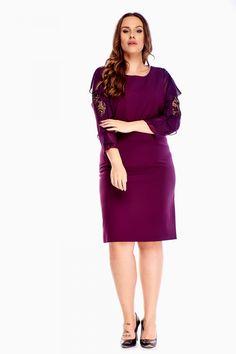 Peplum Dress, Dresses For Work, Fashion, Moda, Fashion Styles, Fashion Illustrations, Peplum Dresses