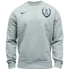 Nike Lightning Football BYU Sweatshirt! Super comfy, stylish, sporty and ON SALE now! Click the pic to get 30% off.