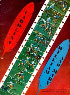 1950-10-28 UNC-William-Mary Game Program