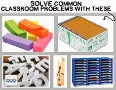Simple Ways to Solve Common Classroom Problems