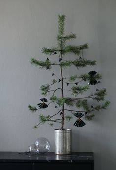 beautiful small xmas tree
