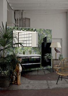 Schweizerbad, Scenery Design: GUSTAVE  Schweizerbad 2013, Scenery Design: GUSTAVE  #Installation #Setup #Tropical #Foekje #Fleur #Palm #Trees Palm Trees, Bad, Scenery, Tropical, Concept, Deco, Architecture, Design, Palm Plants