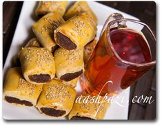 #Date #Pastry #DatePastry #Recipe #Tasty https://www.aashpazi.com/date-pastry