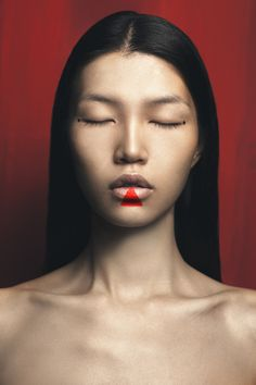Bauhaus Red by Clara Giaminardi