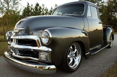 54 Chevy 5 window
