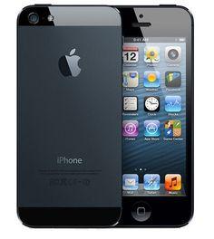 Apple iPhone 5 (aktuellstes Modell) -32 GB-Schwarz & Graphit *Neu & Verschweisst