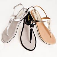 Meet Annie.. Convertibles Footwear one snap leather sandal....so many tops to choose from to change the look!