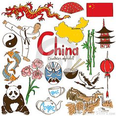 Icônes chinoises