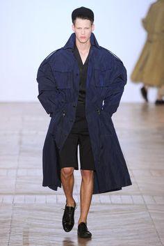 Juun J. Spring 2013 Menswear Collection - Fashion on TheCut