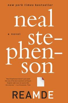 reamde by neal stephenson; bit of a slow start, but halfway through now and can't stop reading