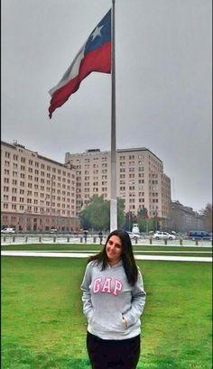 Chile palácio de lá moneda