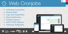 Web Cronjobs is a web based tools that helps you manage all cronjobs in one place. The app has powerful set of features.  Web Cronjobs PHP Script Free Download Download  Features  Unlimited number of cron jobs Manaul cron job test Logs and prediction Email notifications Cookie Support Cron job...