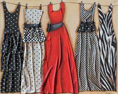 whimsical dresses ...