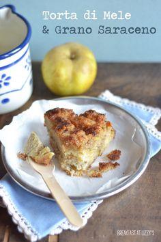 breakfast at lizzy's: Torta di mele e grano saraceno