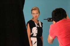 #LalaBerlin Lookbook Shooting SS2013 with #BelleOnEarth