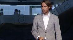 Conferencia TEDx Andorra La Vella en la que Víctor Kuppers nos habla de la actitud de las personas. Genial y divertida conferencia.