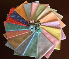 Flor de tendencias en tejido estampado de colores.