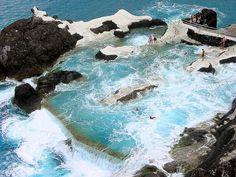 Natural Seawater Pools, Funchal