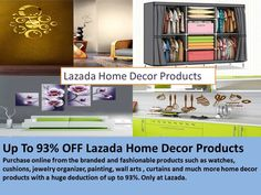 Now enjoy shopping at home, sipping coffee over couch with Lazada, the prominent…