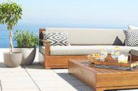 Especial terrazas Outdoor Furniture, Decor, Outdoor Decor, Sofa, Furniture, Outdoor Sofa, Home Decor