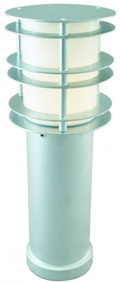 NORLYS Stockholm galvanised steel 490mm bollard - Price: $579.00 AUD