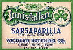 Innisfallen Sarsapailla