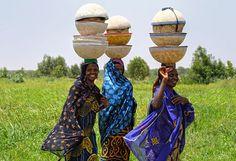 FULANI Womenin Nigeria by Iris (Irene Becker)