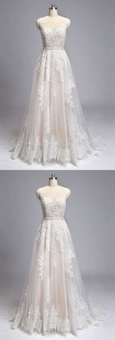 Simple A Line Sweetheart Wedding Dress,Best Lace Bride Gown Western Wedding Dresses, Cute Wedding Dress, Sweetheart Wedding Dress, Long Wedding Dresses, Wedding Gowns, Lace Wedding, Trendy Wedding, Inexpensive Bridesmaid Dresses, Affordable Wedding Dresses