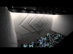 Hyper-Matrix - 2012 Yeosu EXPO Hyundai pavilion << this is very cool.